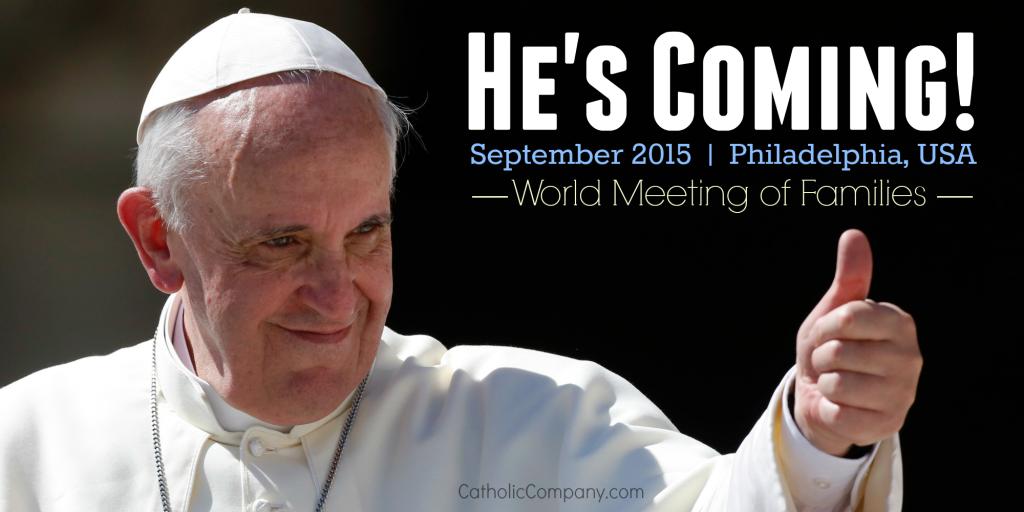 Francis coming